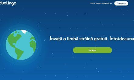 Duolingo – Cursuri online de limbi străine