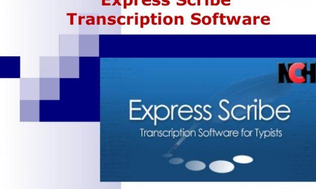Express Scribe – Transcriere fişiere audio
