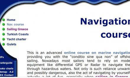 Navigation course – Curs de navigaţie maritimă