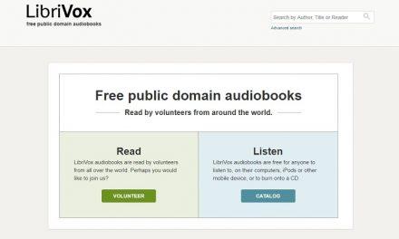 LibriVox – Bibliotecă online de cărți audio