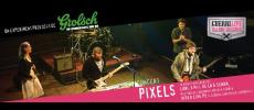 concert pixels guerrilla