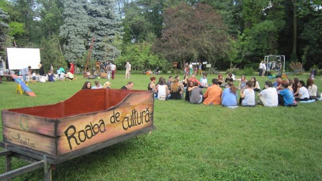Roaba de cultură revine cu motive de relaxare, educare şi distracţie