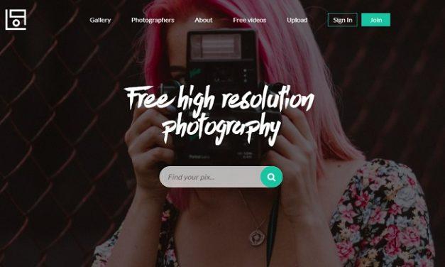 Life of Pix – Imagini gratuite de înaltă rezoluţie