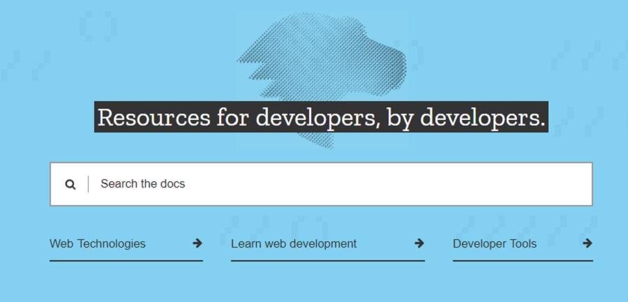 Mozilla Developer Network – cursuri gratuite online de HTML, CSS și Javascript