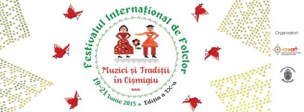 Festivalul International de Folclor Muzici si Traditii in Cismigiu - festival gratuit