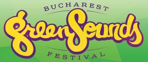 Bucharest GreenSounds Festival 2015 logo