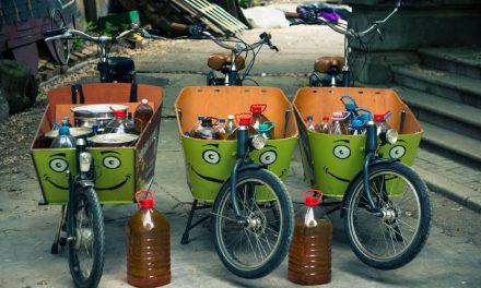 Uleiosul – Proiect de colectare urbană a uleiului și grăsimilor alimentare de uz casnic