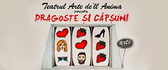 Dragoste si Capsiuni - bilete la teatru gratuit 1