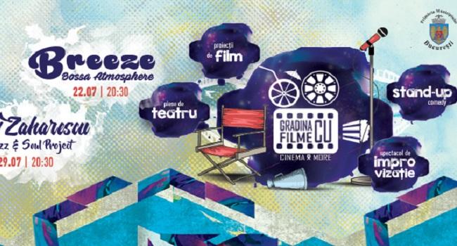 Grădina cu Filme – Cinema & More