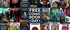 Free Comic Book Day 2016