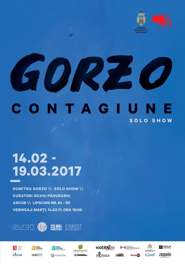 Contagiune - Dumitru Gorzo