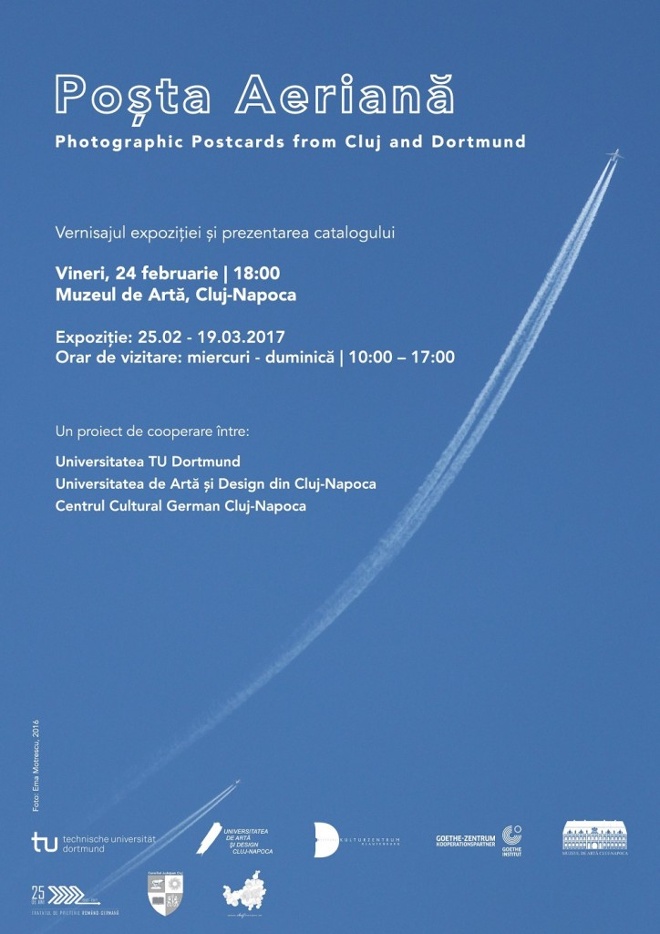 Posta Aeriana - Centrul Cultural German