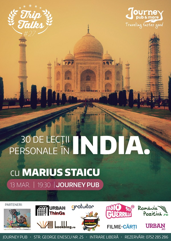 30 de lectii personale in India