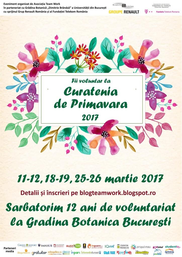 Curatenia de Primvara 2017