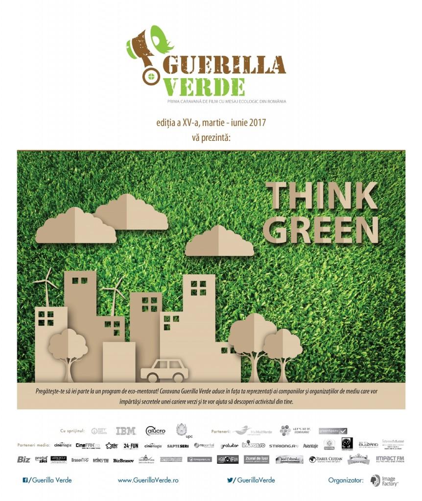 Guerilla Verde - Editia XV