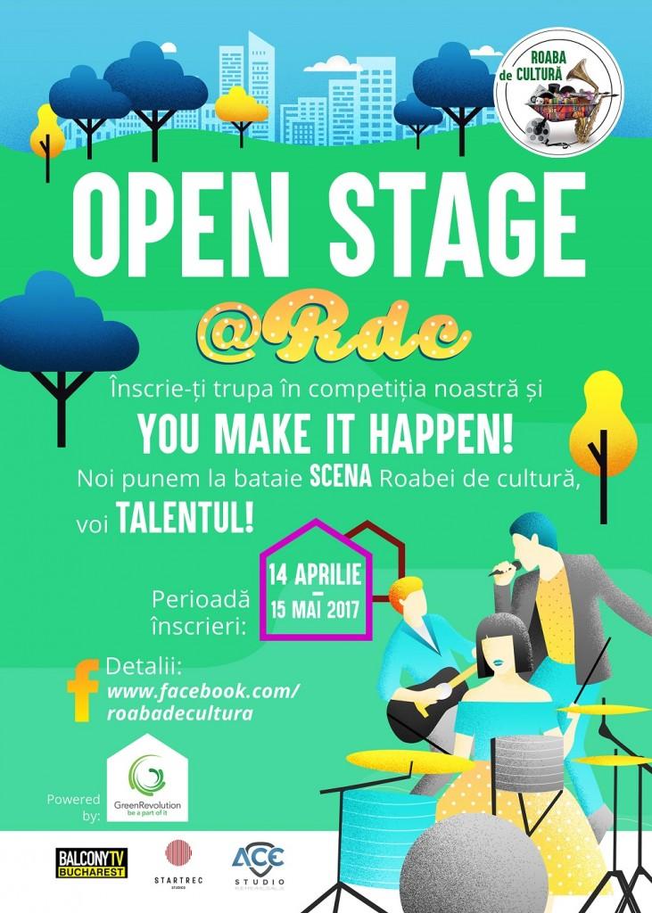 Open Stage Roaba de Cultura