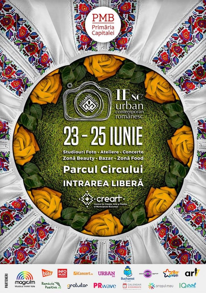 Festivalul Iei - IEsc - 23-25 iunie 2017