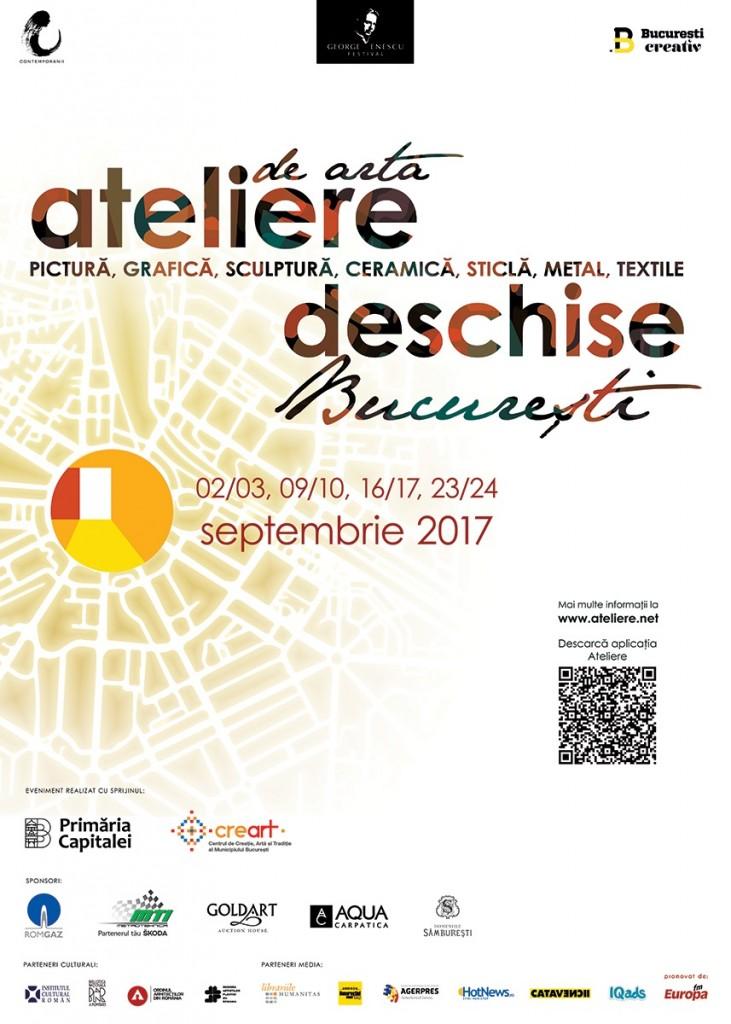 Ateliere Deschise - Editia Enescu - Contemporanii