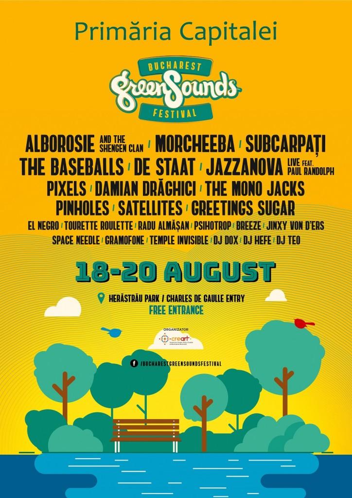 GreenSounds 2017 - creart