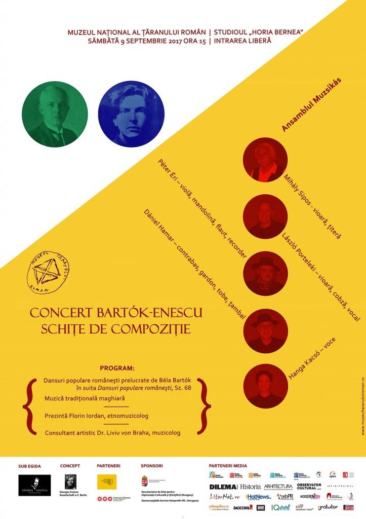 Concert Bartok Enescu