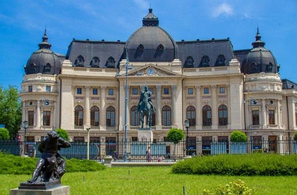 Palatele stiute si nestiute ale Bucurestiului - Fundatia Calea Victoriei