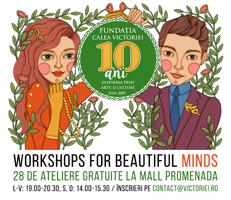 Workshops for Beautiful Minds