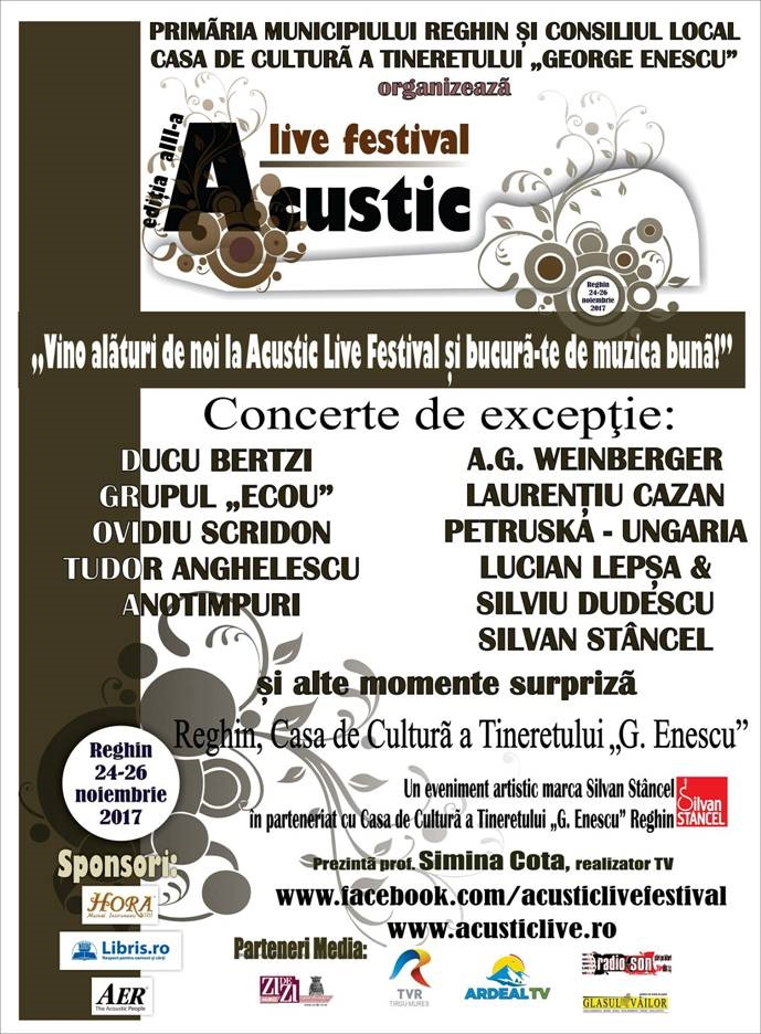 Afis Acustic Live Festival