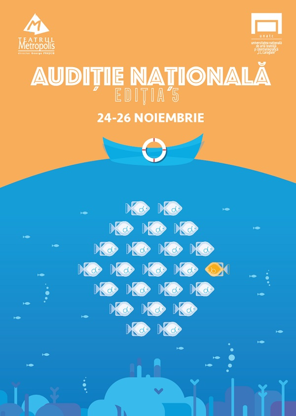 Auditie Nationala 2017