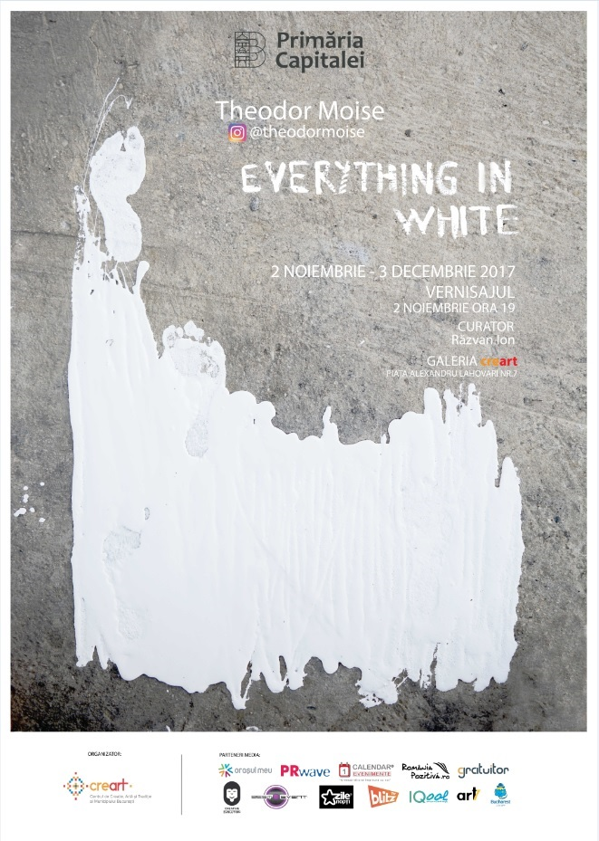Everything in White - creart