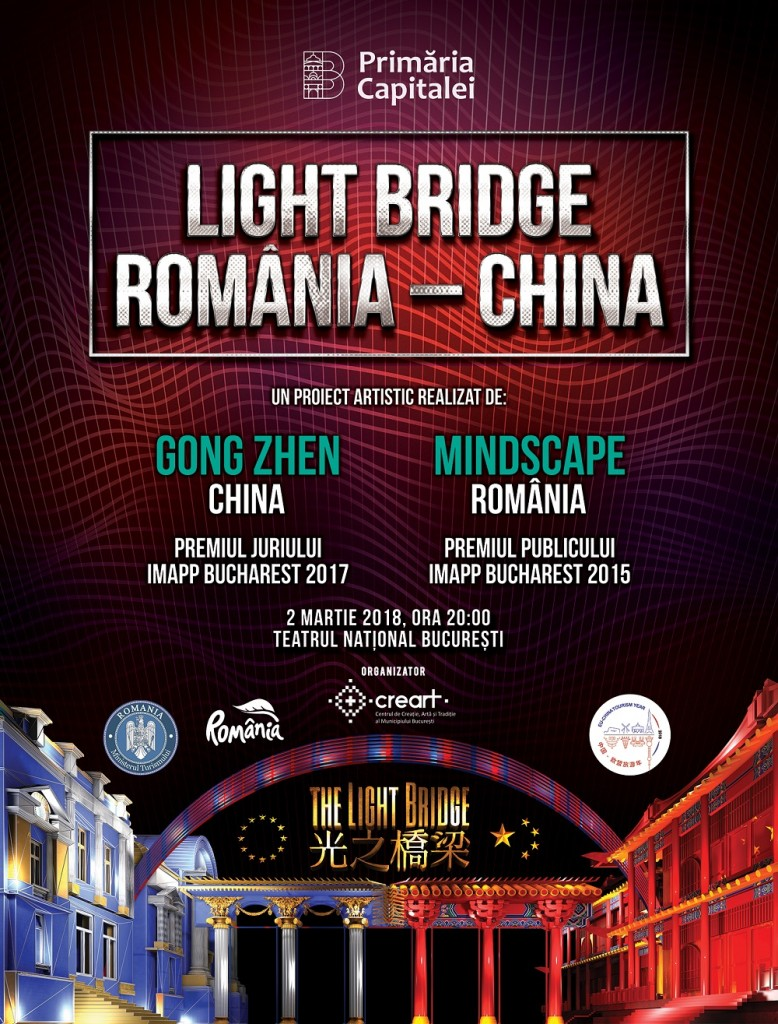 Light Bridge Romania - China