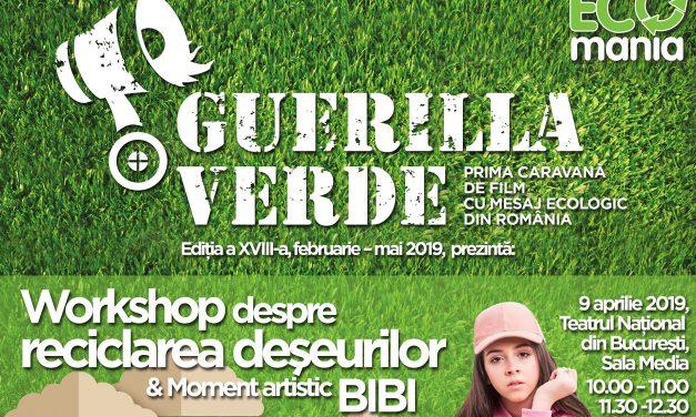 Eveniment aniversar Guerilla Verde