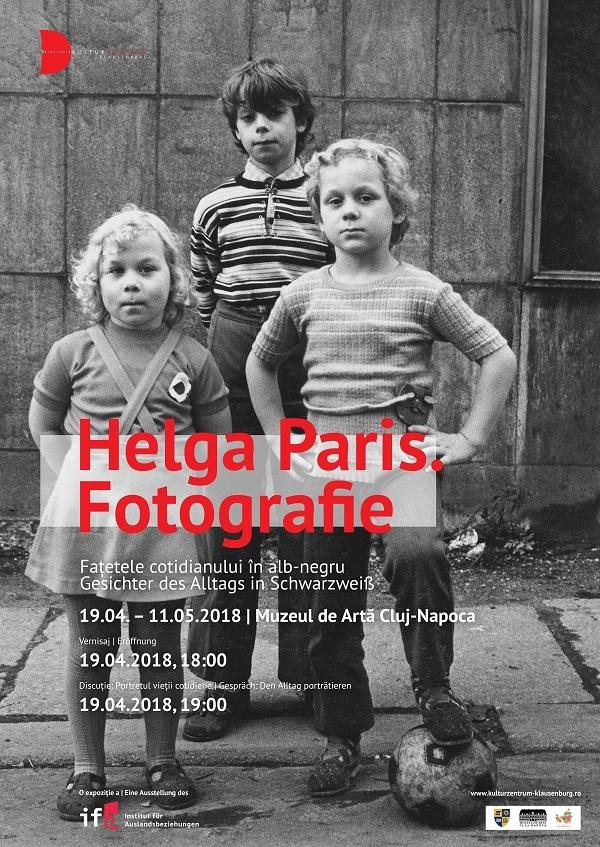 Helga Paris - Expozitie