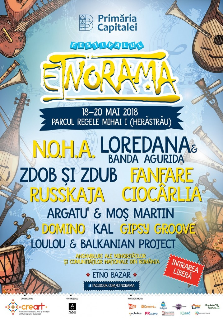 ETNORAMA 2018