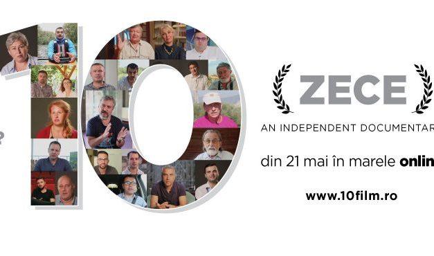 Filmul documentar 10(ZECE) disponibil online gratuit