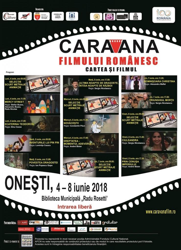 Caravana la Onesti iunie 2018