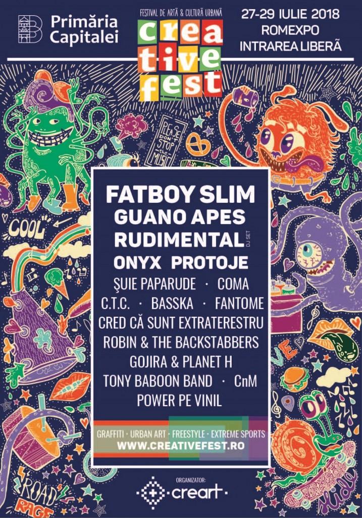 Creative Fest 2018