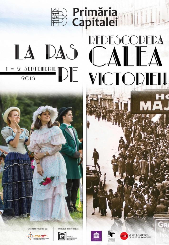 La Pas pe Calea Victoriei - Septembrie 2018