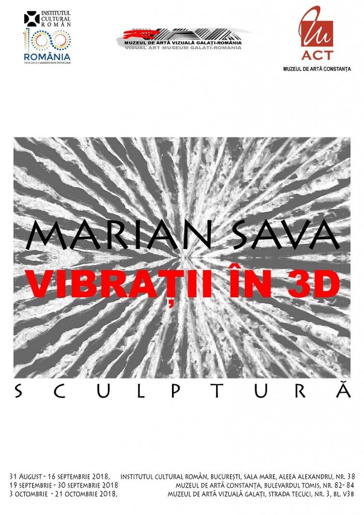 Marian Sava - Vibratii in 3D