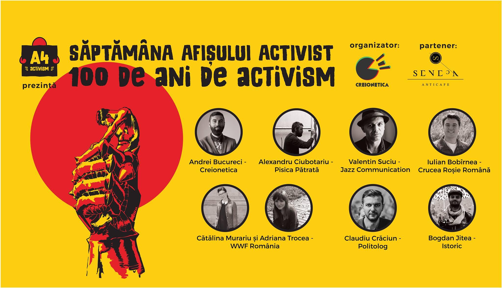 A4Activism main