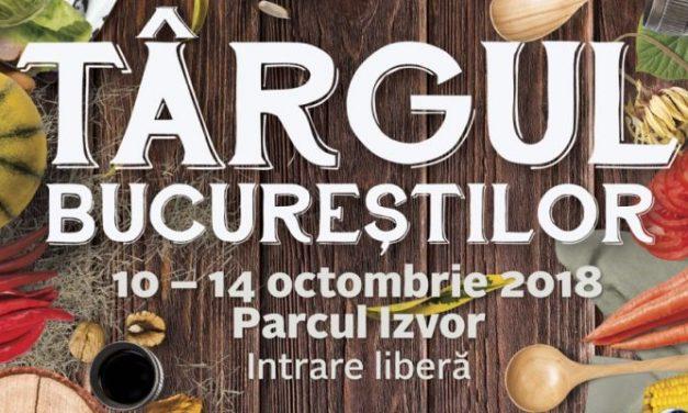 Târgul Bucureștilor, 10-14 octombrie