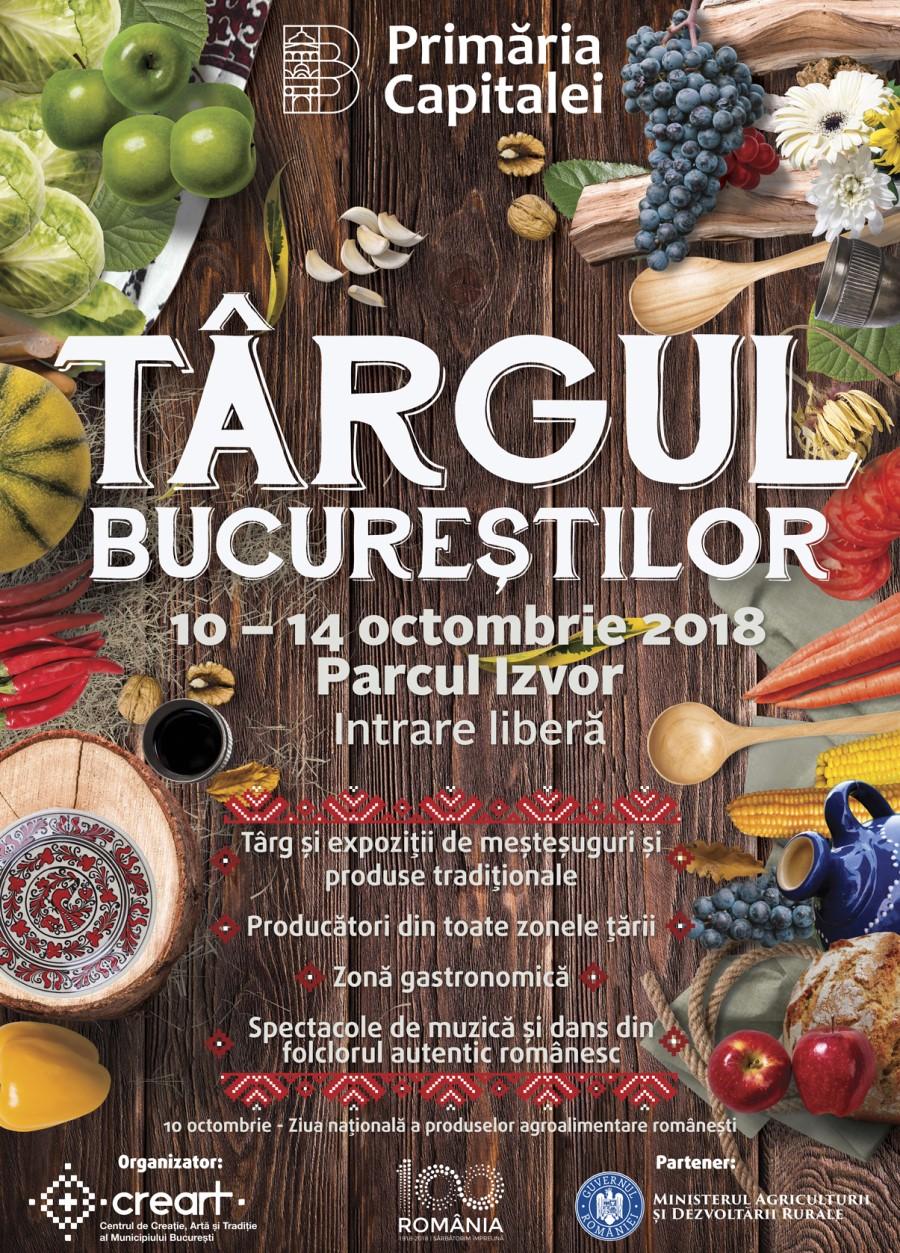 Afis Targul Bucurestilor 2018 resized