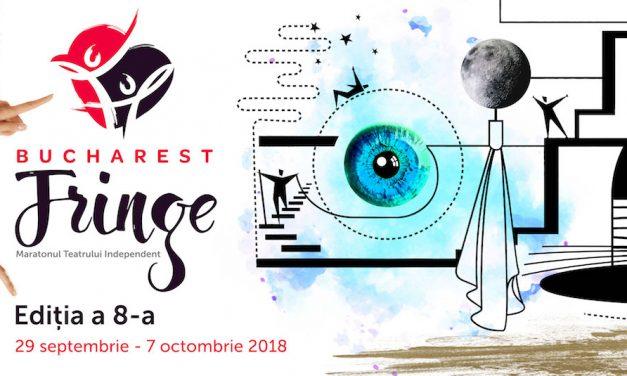 Bucharest Fringe 2018 și-a desemnat câștigătorii
