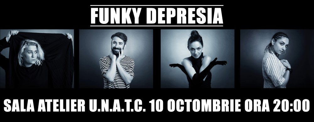 Cover Funky 10 Oct