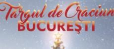 Afis Târgul de Crăciun București 2018 - News