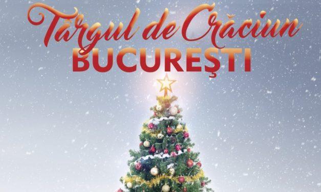 Creart a anunțat Târgul de Crăciun București 2018