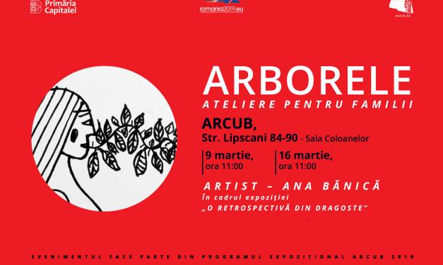 Ateliere pentru familii și live performance cu artista Ana ...