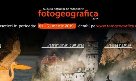 """Salonul Naţional de Fotografie """"Fotogeografica"""""""
