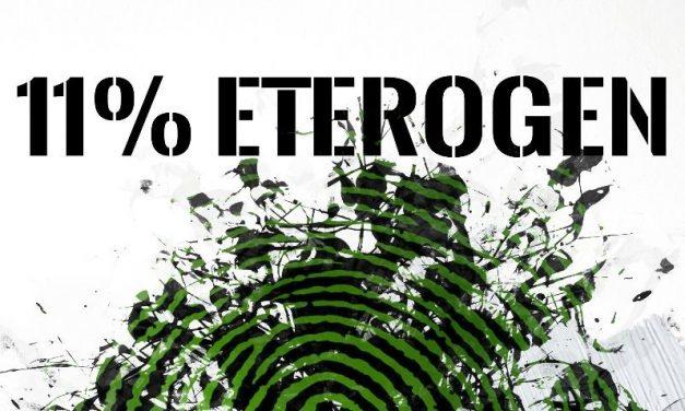 Elite Art Club UNESCO: 11% Eterogen