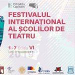 ARCUB ANUNȚĂ A VI-A EDIȚIE AFESTIVALULUI INTERNAȚIONAL AL ȘCOLILOR DE TEATRU (FIST)