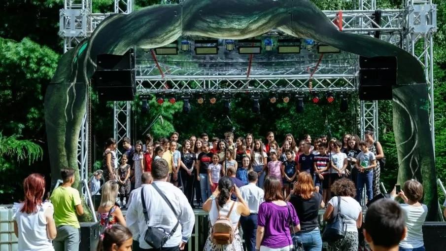 Festival Enescu in Parc